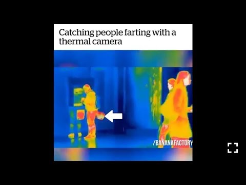 download catching people farting on thermal camera