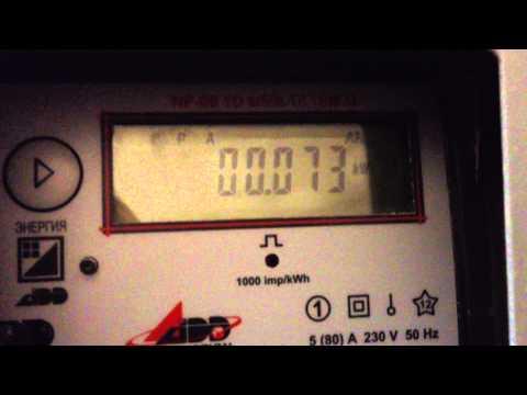 Электросчетчик нева мт 113