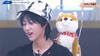 Xu Minghao(The8)?Seventeen?(CYZJ Cute Moments)