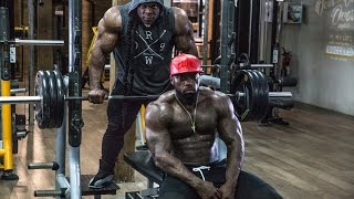 Kai Greene | Mike Rashid | Future | Mask Off | Kings version