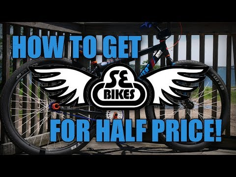HOW TO GET A SEBIKE FOR HALF PRICE! ($300 OR LESS!) (BIG RIPPER, ANY SEBIKE)
