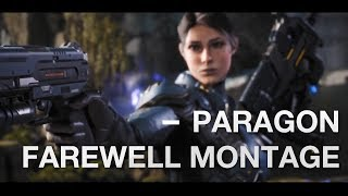 Paragon Farewell Montage   Our Story   All heroes included