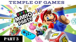 Super Mario Party - The War for Glory