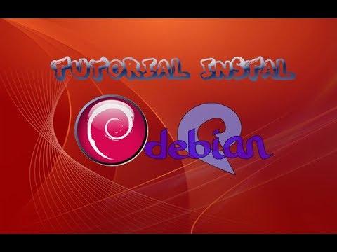 Tutorial Instal Debian 7 di Virtual Box