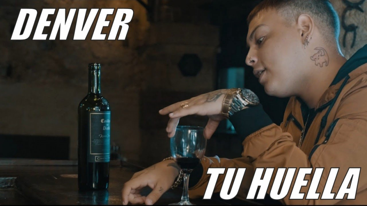 DENVER - TU HUELLA - (OFFICIAL VIDEO) REGGAETON 2017