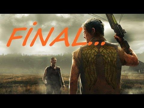 The Walking Dead Survival Instinct - Tam ��z�m - T�rk�e Oynan�� - B�l�m SON