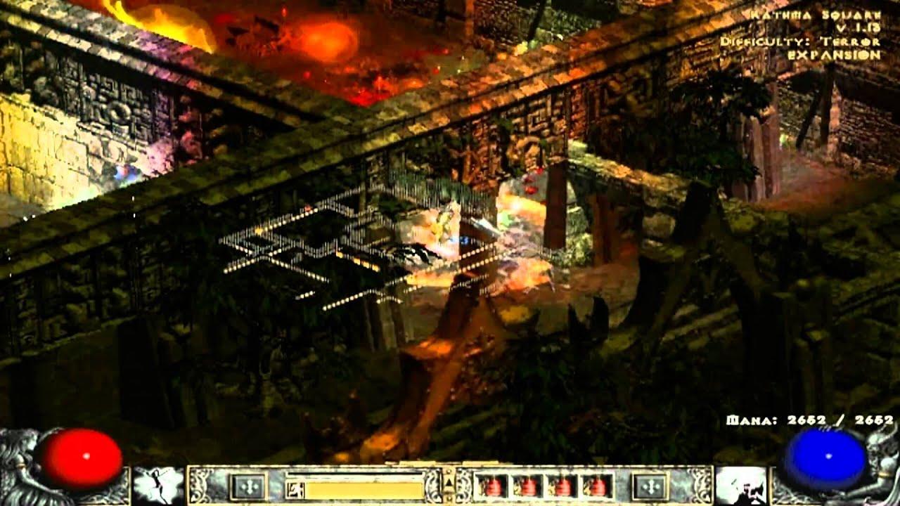 Diablo 2 battle for elements рецепты