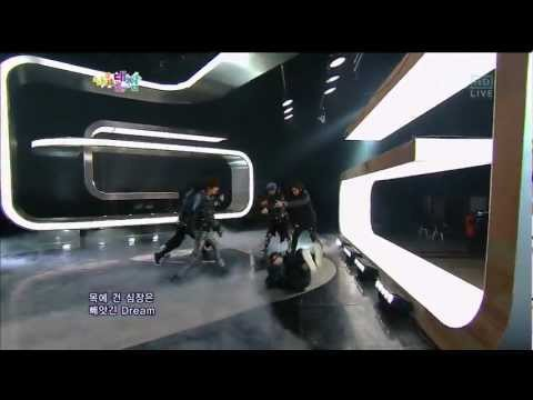 S.M. The Performance_ Spectrum (Special Performance) (SBS 가요대전_December.29th.2012)