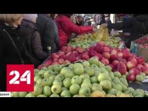 Сделано в Молдавии: Европа не заинтересована - Россия 24