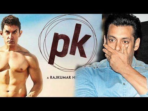 Does Salman Khan Support Aamir Khan's PK?
