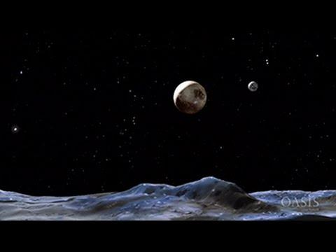 Картины Хаббла 4 - Космическая перспектива HD