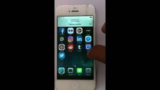 Saltar Cuenta iCloud bypass para todos los iphone