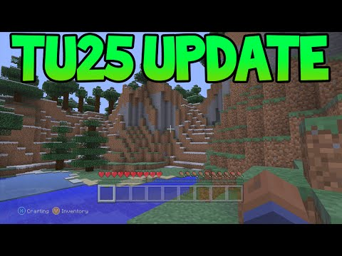 Minecraft (Xbox360/PS3) - TU25 Update! - Expected Features So Far! + More Info + Discussion!