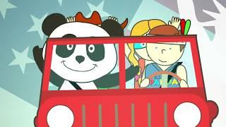 Festival Panda - Vou dar a Volta ao Mundo no meu Jipe
