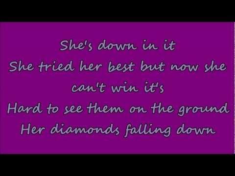 Rob Thomas - Her Diamonds Lyrics