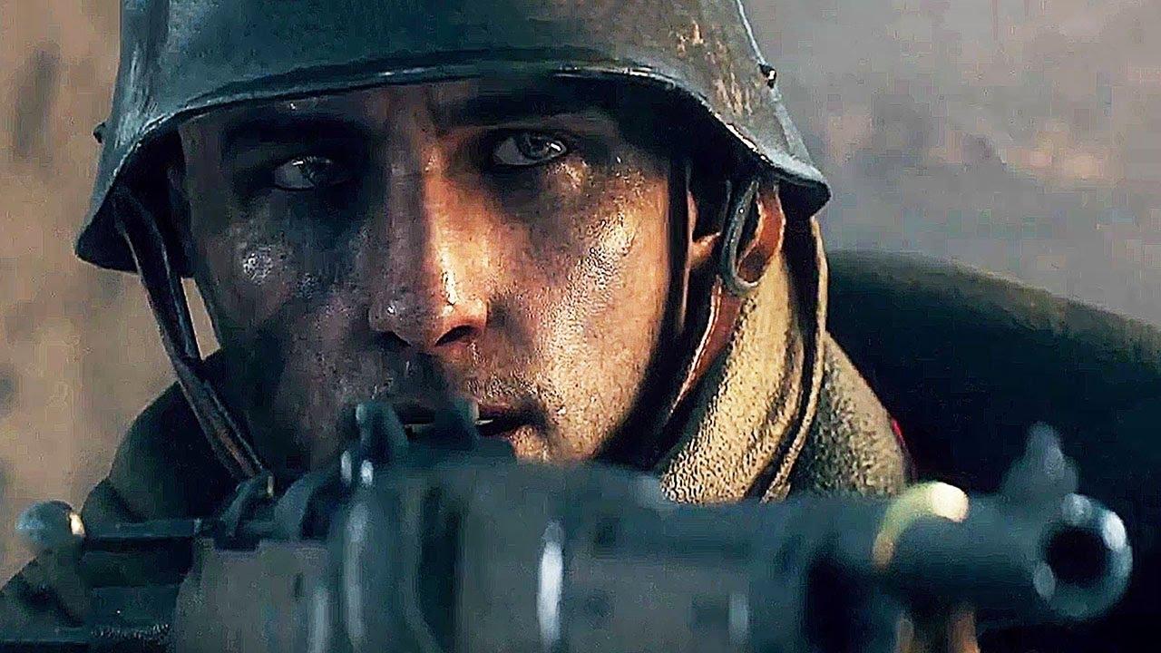 Военный ( жестокая первая мировая) HD