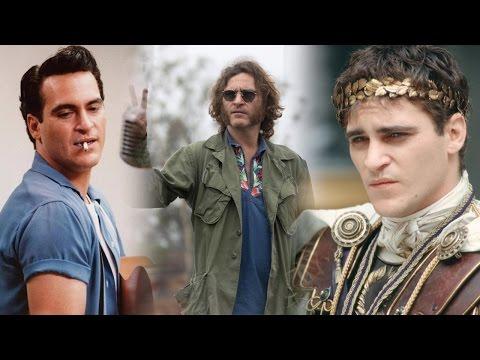 Top 10 Actuaciones de Joaquin Phoenix