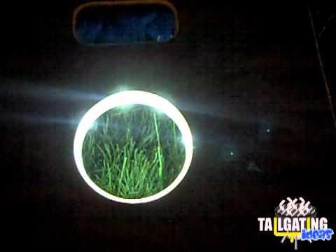 Cornhole Lantern