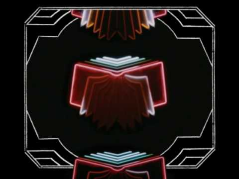 Arcade Fire - Black Waves Bad Vibrations