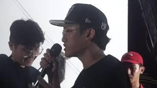 Rap Battle | UnderGround | Rap Việt | Rap dizz nhau | Quang Tèo vs Jiggiez