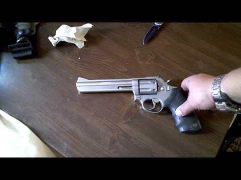 Taurus .357 Magnum model 66 review