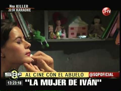 LA MUJER DE IVAN ESTRENO EN CHILE COMENTARIO ITALO PASSALACQUA NOTA 3 SQP CHV 12 12 2013