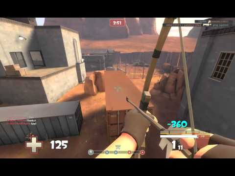 TF2 Commentary - NAI 24 - LIVE - Badwater Huntsman Sniper