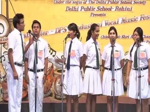 Bharat Anokha Raag Hai By Dps Rohini video
