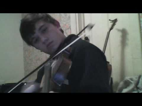 Zach Grimm- Twinkle Little Star- Fiddle tune. fiddlinfool94's webcam video ...