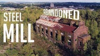 ABANDONED - Ensley Steel Works in Alabama - Ken Heron (4K)