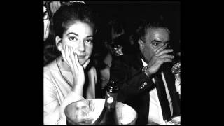 Dio che mi vedi in core - Anna Bolena, Maria Callas