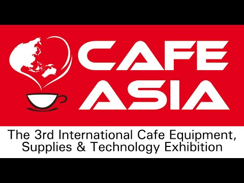 GREYYS at Cafe Asia Expo 2015