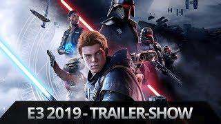 E3 2019: Trailer-Show - Unsere Reaktionen zu Ghostwire, Jedi: Fallen Order, Bloodlines 2 & mehr!