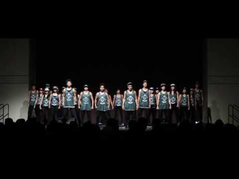 Rho Smash - Alpha Phi Omega Dance Comp 2013 [HD]