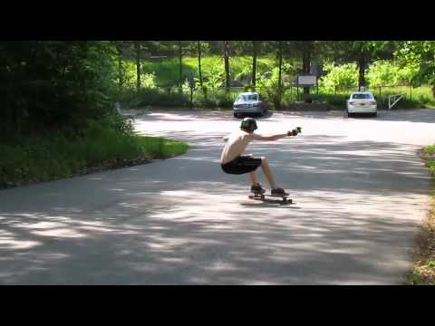 Longboarding: Cody and Justin