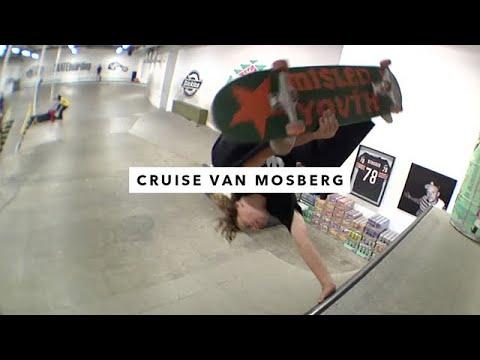 Cruise Van Mosberg, TWS Park