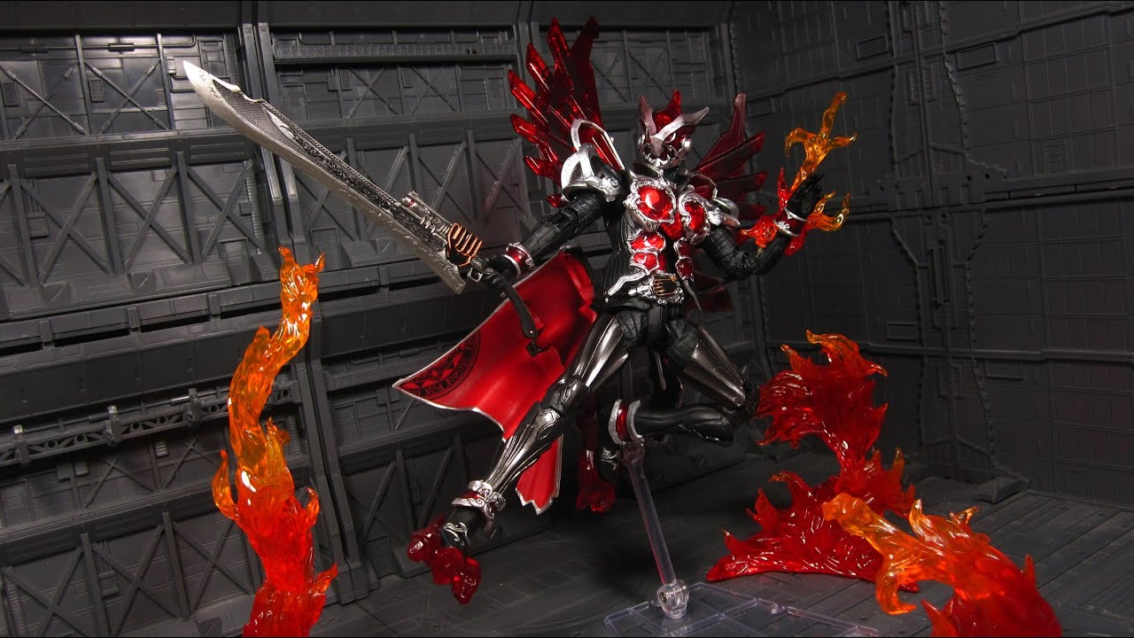 Sic Kamen Rider Wizard Flame Dragon Review Sic Kamen Rider Wizard Flame