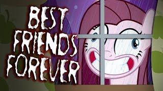Best Friends Forever [MLP Fanfic Reading] (Dark/Comedy)
