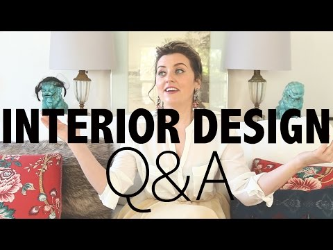 Interior Design Q&A  |   Answering YOUR Questions! | #AskMary