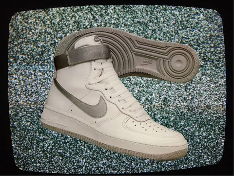 Sneakers History Air force 1