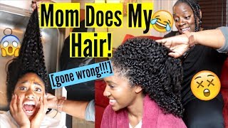 [Gone Wrong!] Mom Hasn't Done My Hair in 15 Years!