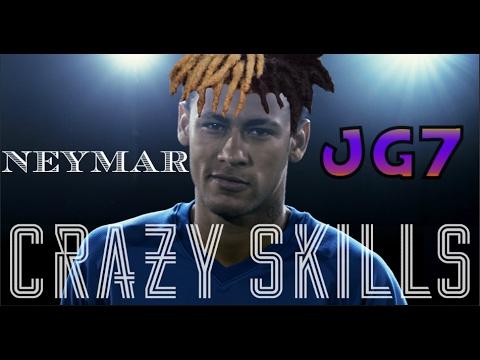 NEYMAR 🔥 XXXTENTACION🔥 Look At Me ● Goals and Skills ● HD thumbnail