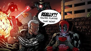 10 Deadpool Fun Facts
