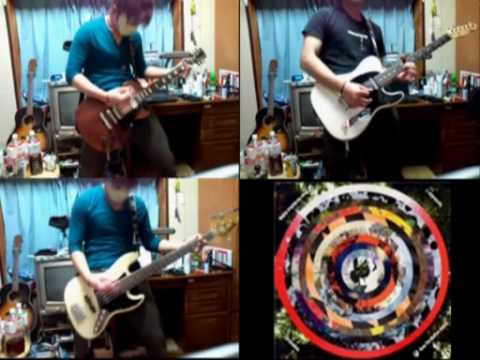 9mm Parabellum Bullet / Termination Guitar&Bass Cover