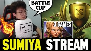 SUMIYA Invoker Persona Intense Battle Cup | Sumiya Invoker Stream Moment #868