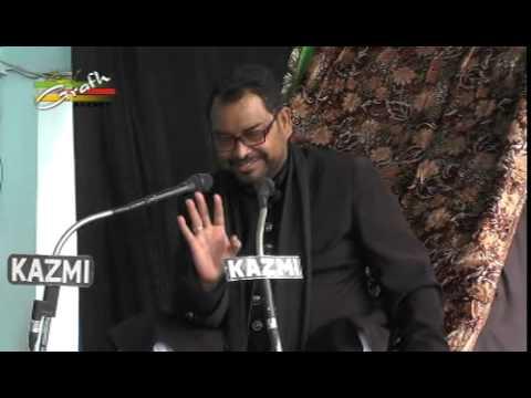 Maulana Meesam Zaidi | 7th Majlis 1436 | Jihad Aur Huquq-e-insani | Imam Bargah Agha Baqir, Lucknow video
