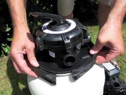 Montage de la filtration pour piscine hors sol youtube for Buse de refoulement pour piscine
