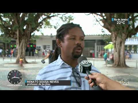 Dia da Consciência Negra é marcado por manifestações | SBT Brasil (20/11/17)