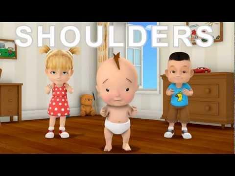Head, Shoulders, Knees & Toes:Tablet Giveaway!