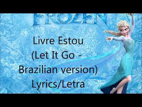 Música do Frozen : Livre estou Português